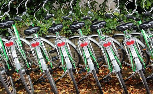 BICYCLE RENTAL Ítaca Colón Hotel en Córdoba